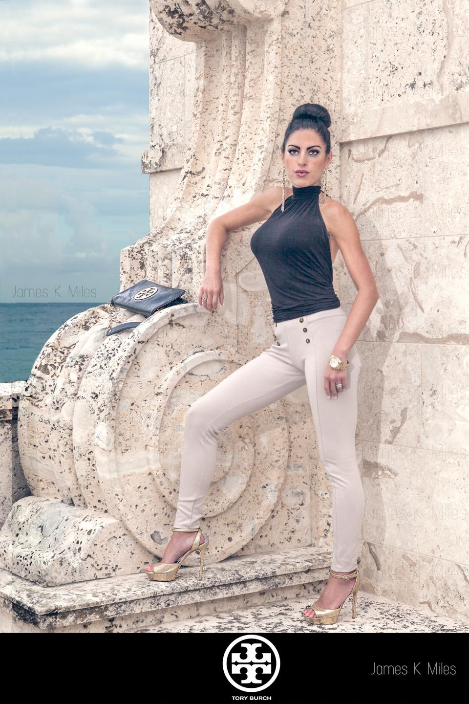 Glamour-Photography-West Palm Beach FL - Rosa & Tory Birch